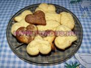 Édes keksz aprósütemény