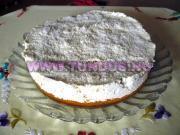 Kókuszos torta (bounty torta)